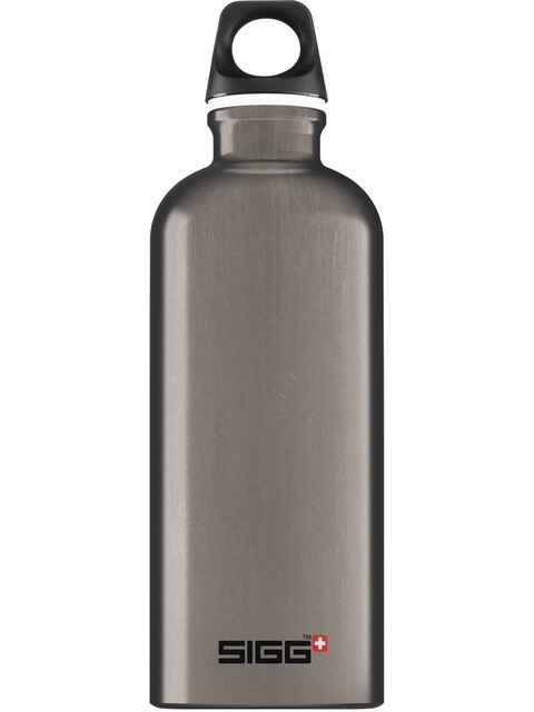 Sigg Traveller Alutrinkflasche 0,6l smoked pearl